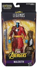 Avengers Marvel Legends 6-Inch: Malekith Action Figure