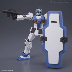 Gundam High Grade: GM Guard Custom Gundam MSV-R