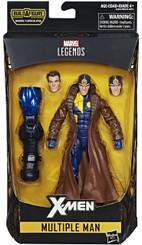 X-Men Marvel Legends 6-Inch Wave 3:  Multiple Man Action Figure