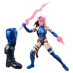 X-Men Marvel Legends 6-Inch Wave 3:  Psylocke Action Figure