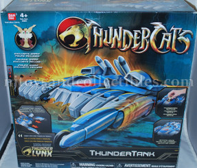 Thundercats ThunderTank Vehicle
