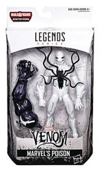 Venom Marvel Legends 6-Inch Poison Spiderman Action Figure