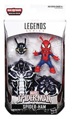 Venom Marvel Legends 6-Inch Spider Ham Action Figure