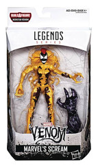 Venom Marvel Legends 6-Inch Scream Action Figure