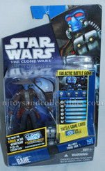 Star Wars Clone Wars Cad Bane 3.75-Inch Action Figure