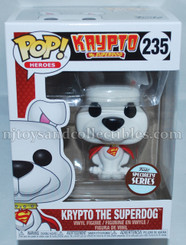 Funko Pop! Specialty Series Krypto the Superdog Vinyl Figure #235