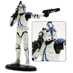 Star Wars Statue: Elite Collection 501st Trooper 1:10 Scale Statue