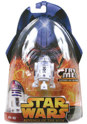 Star Wars ROTS R2-D2 with Lights & Sounds Action Figure