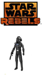 "Star Wars Rebel Saga Legends TIE Fighter Pilot 3.75"" Action Figure"