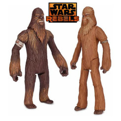 Star Wars Mission Series 2-Pk: Wullffwarro and Wookie Warrior (34% Off)