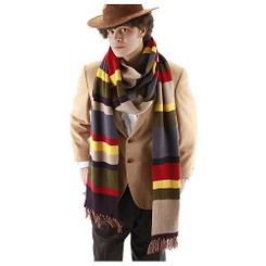 Doctor Who 4th Doctor Deluxe Long Scarf (12ft)