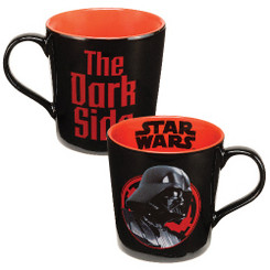 Star Wars Darth Vader 'Dark Side' 12oz Ceramic Mug