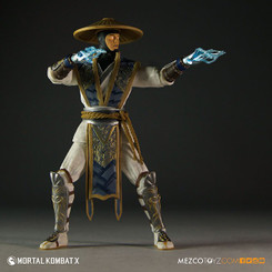 Mortal Kombat X: Raiden 6-Inch Action Figure (32% Off)