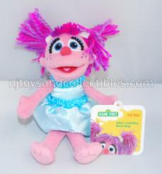 Sesame Street Beanbag Pals: Abby 6-Inch Plush