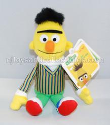 Sesame Street Beanbag Pals: Bert 6-Inch Plush