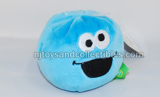 Sesame Street Beanbag : Cookie Monster Plush