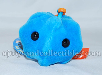 Giant Microbes Common Cold Cell Plush Keychain