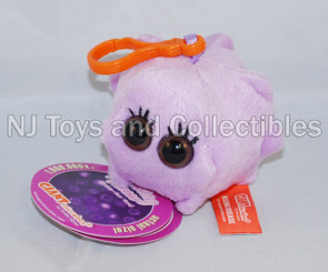 Giant Microbes Kissing Disease Cell Plush Keychain