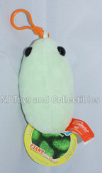 Giant Microbes The Flu Cell Plush Keychain