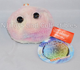 Giant Microbes Stem Cell Plush Keychain