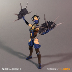 Mortal Kombat X: Kitana 6-Inch Action Figure (32% Off)