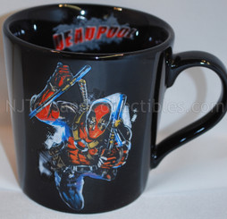 Marvel Deadpool 12oz Ceramic Mug