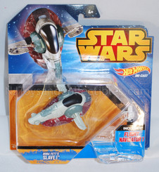 Star Wars Hot Wheels Starships: Boba Fett's Slave I