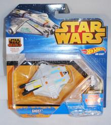 Star Wars Hot Wheels Starships: Rebels Ghost