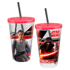Star Wars Episode 7 18oz Acrylic Travel Cup (50% Off)
