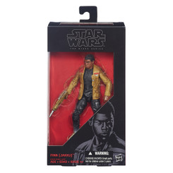 Star Wars Episode 7 6-Inch Wave 1: Finn (Jakku) Action Figure
