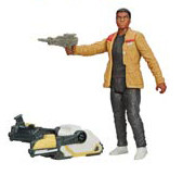 Star Wars Episode 7 3.75-Inch Snow and Desert Action Figure Wave 1: Finn Desert Gear
