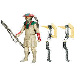Star Wars Episode 7 3.75-Inch Snow and Desert Action Figure Wave 1: Constable Zuvio Desert Gear