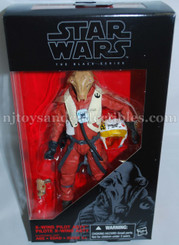 Star Wars Episode 7 6-Inch Wave 4: X-Wing Pilot Asty Action Figure