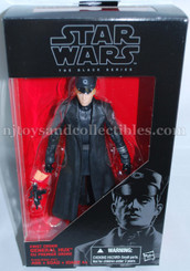 Star Wars Episode 7 6-Inch Wave 4: First Order General Hux Action Figure