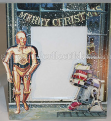 Star Wars R2-D2 & C-3PO Holiday Picture Frame