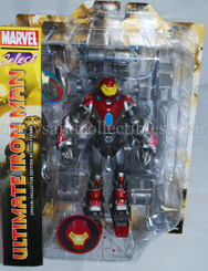 Marvel Select Ultimate Iron Man 8-Inch  Action Figure