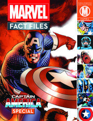 Marvel Fact File Guide: Captain America