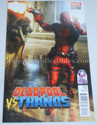 Deadpool vs. Thanos #2 Variant Edition