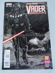 Star Wars Vader Down #1 Variant Cover