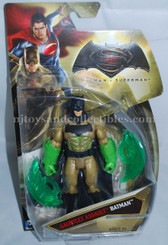 Batman vs Superman 6-Inch Gauntlet Armor: Batman Action Figure