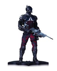Batman Arkham Knight's Arkham Knight Statue