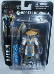 Mortal Kombat X 4-Inch Raiden Action Figure
