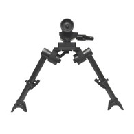 "Accuracy International 7""-9"" S7 AI Bipod with Raptor Feet"