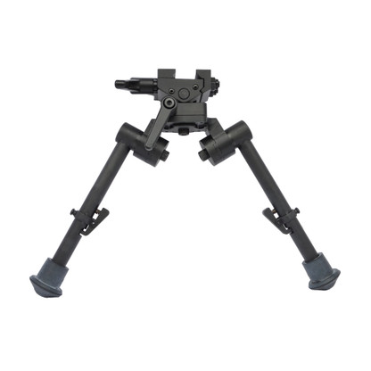 "7""-9"" S7 Bipod with Rubber Feet"