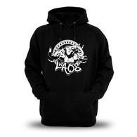 Laos - Black Hoodie