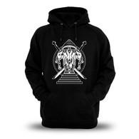 Reign - Black Hoodie