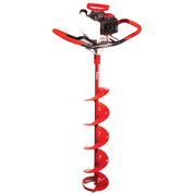 "Eskimo Stingray S33 8"" Gas Auger - Reconditioned"