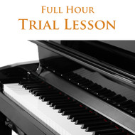 Piano Trial Lesson Full Hour