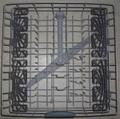 Upper Dishrack Assembly , height adjustable 154494404
