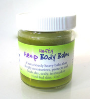 Organic Hefty Hemp Body Balm